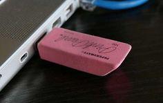 Eraser Pin Drive