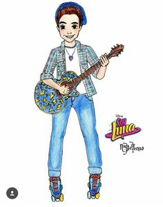 Simon el mejor amigo de Luna