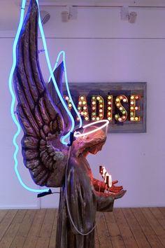 Angel | 天使 | Ange | ангел | Angelo | Angelus | ángel | Wings | Chris BraceyGod's Own Junkyard ~ London