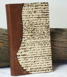 .Handcrafted Leather Spine Hardbound Writing Journal, Planner, Diary 7.50X4.75 ebay