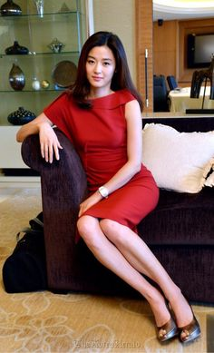 jjh Beautiful Goddess, Beautiful Girl Image, Beautiful Asian Women, Korean Beauty, Asian Beauty, Asian Celebrities, Celebs, Jun Ji Hyun Fashion, My Sassy Girl
