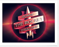 Ronnie the Rocket    graphic design