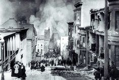 Abril de 1906, terremoto de San Francisco