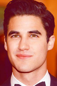 He's so good looking. Ahhh!