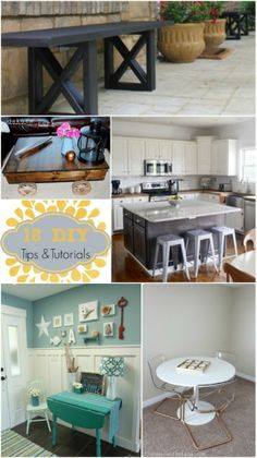 18 DIY tips and tricks to use around your home