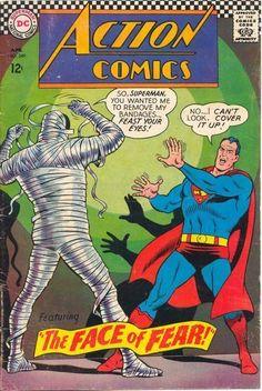 Action Comics #349 -
