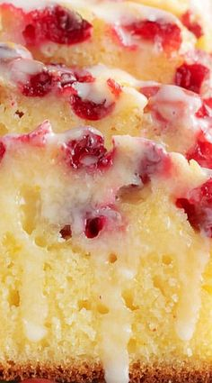 This orange cranberry bread full of orange and cranberry in every bite. It's even topped with a sweet orange glaze that puts it over the top. Cranberry Orange Muffins, Cranberry Bread, Cranberry Recipes, Holiday Recipes, Holiday Baking, Christmas Baking, Bread Recipes, Cooking Recipes, Breakfast Recipes