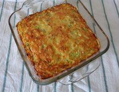 Süssünk-főzzünk együtt!: TEPSIS CUKKINIS-BURGONYÁS LEPÉNY