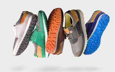 Baskets Levi's Solvang : des déchets transformés en chaussures