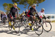 La costa norte de Mallorca está considerada uno de los mejores entornos para practicar #cicloturismo. #AlcudiaGardenAparthotel #PlayaGardenSelectionHotel  #gardenhotels #mallorca