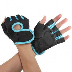 Cheap body building, Buy Quality weight lifting directly from China gloves weight lifting Suppliers: Men&Women Fitness Exercise Workout Weight Lifting Sport Gloves Gym Body Building Training Half Finger Size M Cycling Gloves New Weight Lifting Gloves, Weight Lifting Workouts, Gym Workouts, Bodybuilding Training, Bodybuilding Workouts, Gym Gloves, Workout Gloves, Gym Body, Cycling Workout