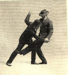 Bartitsu: The Martial Art of Gentlemen