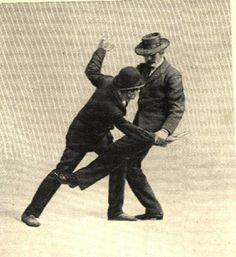 Bartitsu: The Martial Art of Gentlemen