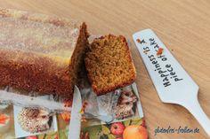 Kürbiskuchen ohne Mehl #glutenfrei #laktosefrei