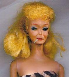 Barbie at 50+