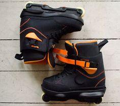 NIMH Shaman Aggressive Inline Rollerblades Skates EU45/US11
