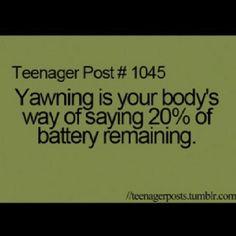 I just read this... But last time it said 10%.... Okay?? Haha