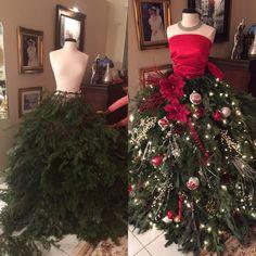 My latest masterpiece! Mannequin Christmas Tree, Dress Form Christmas Tree, Christmas Makes, Holiday Tree, Xmas Tree, Christmas Holidays, Christmas Wreaths, Christmas Candles, Christmas Centerpieces