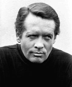 """Patrick McGoohan (1928-2009). """"The Prisioner"""", """"Danger Man"""" and many, many more movie, TV , radio, etc. Also wrote and directed. sigh-nice to look at as well. LOL"""
