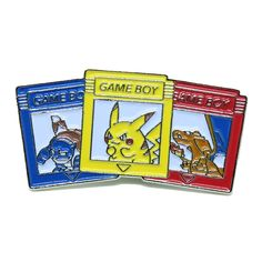 Pokémon Red Version and Pokémon Blue Version, originally released in Japan as Pocket Monsters: Red & Green, are role-playing video games develo...