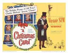 1951.  The best Scrooge ever?