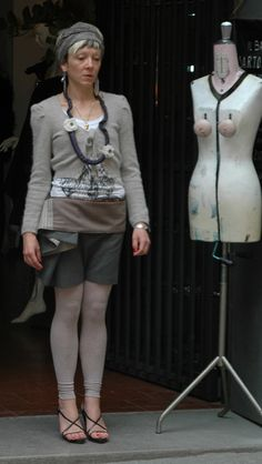 Lunatic Needle: Fisherman Thai Skirt
