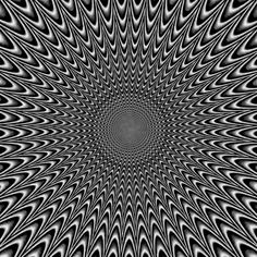 This picture looks as though it twitches and moves even when I try to hold my eyes still.