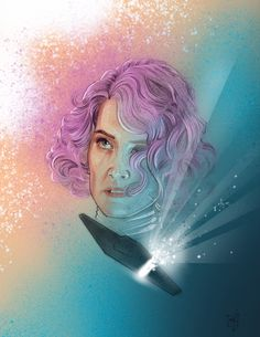 Definition of Resistance. Star Wars The Last Jedi Laura Dern as Vice Admiral Holdo. Pencil with digital color overlay using . Star Wars Film, Star Wars Episoden, Star Wars Cartoon, Star Wars Comics, Star Wars Karikatur, Phil Noto, Last Jedi, Reylo, Amazing Art