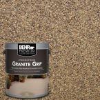 1 gal. #GG-13 Pebble Sunstone Granite Grip Decorative Concrete Floor Coating