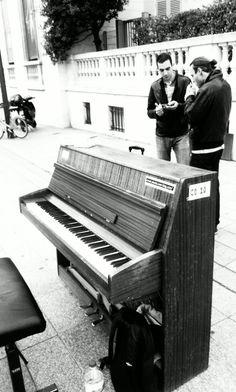 musicisti...di strada. Parigi