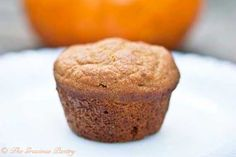 Clean Eating Pumpkin Spice Mini Muffins…Just made these! They are a little plain but still good…maybe add vanilla extract next time.