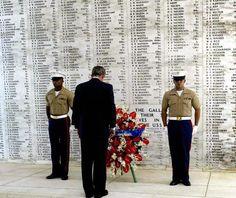The USS Arizona Memorial, Honolulu Hawaii