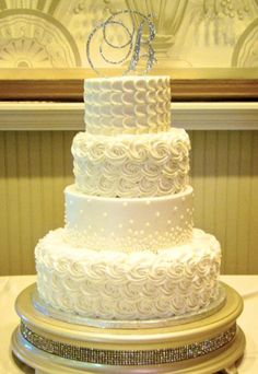 Wedding Cakes — Sweet Treets Bakery