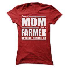 I AM A MOM AND A FARMER SHIRTS T Shirt, Hoodie, Sweatshirt