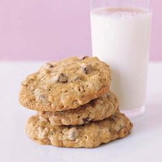 Chocolate Chip Cookies #goodhousekeeping #chocolate #desserts