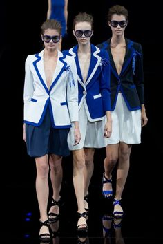 Emporio Armani Lente/Zomer 2015 (24)  - Shows - Fashion