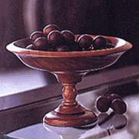 Woodturning instructions on many different bowls
