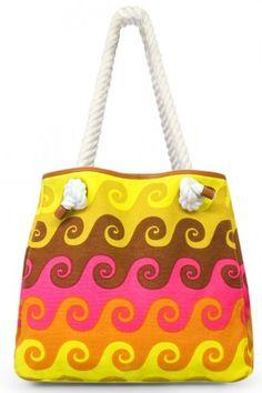 cool beach bag #beachbag #poolbag