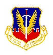 TAC Tactical Air Command