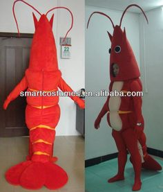 Jacques - Finding Nemo Fancy Costumes, Disney Costumes, Halloween Costumes For Kids, Adult Costumes, Shrimp Costume, Lobster Costume, Animal Costumes, Mascot Costumes, Costumes Starting With J