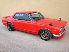 1969 Nissan Skyline GT-R