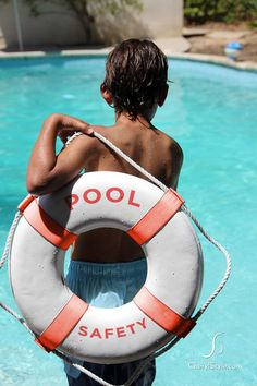5 tips for swimming pool safety on http://www.cherylstyle.com