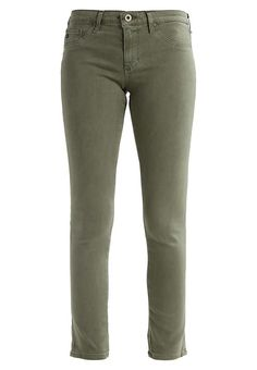 AG Jeans ANKLE - Trousers - olive for £189.99 (14/08/17) with free delivery at Zalando