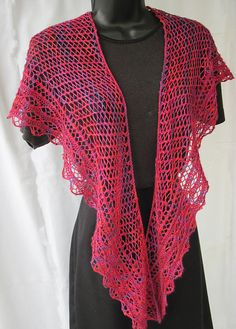 Mountain Colors Louisa Ravelry: Loganberry pattern by Jackie Erickson-Schweitzer