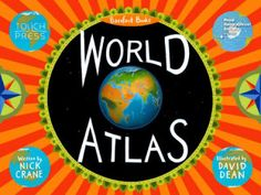 The World Atlas app - The journey of a thousand miles begins with a single swipe at Cool Mom Tech