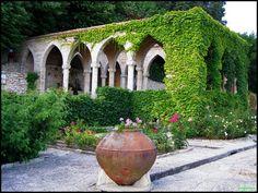 Balchik, botanic garden