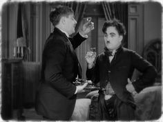 """""""All images from Chaplin films made from 1918 onwards, Copyright © Roy Export S.A.S. Charles Chaplin..."""