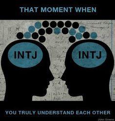 That magic moment...intj
