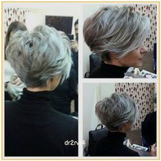 Long Pixie Hairstyles, Best Short Haircuts, Short Hairstyles For Women, Haircut Short, Popular Haircuts, Haircut Bob, Layered Hairstyles, Hairstyles 2018, Hairstyles For Over 50