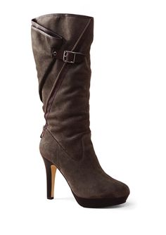 Jessica Simpson boots with cool wraparound shaft. Real Ugg Boots, Ugg Boots Sale, Jessica Simpson Boots, Jessica Simpson Style, Ugg Slippers, Cute Boots, Crazy Shoes, Designer Collection, Her Style